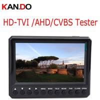 NEW Wristband 4.3 Inch LCD CVBS TVI Camera Tester CCTV Tester Monitor HD TVI 1080P AHD Analog Camera Test 12V Output
