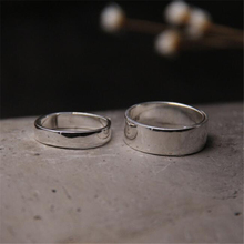 925 Sterling Silver Men Wedding Rings for Women Fashion Sterling Silver Simple Couple Ring Jewelry Forever Love Sale цена в Москве и Питере