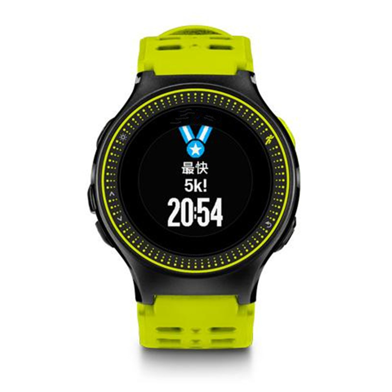 ZycBeautiful для Garmin Forerunner 225 gps мониторинга сердечного ритма скорость трек бег Смарт часы