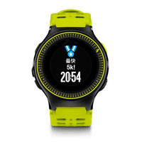 ZycBeautiful for Garmin Forerunner 225 GPS Heart rate monitoring speed track running Smart Watch