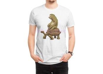 20974b9dd4 2019 de los hombres de la marca de moda camiseta de velocidad es relativa  camisa