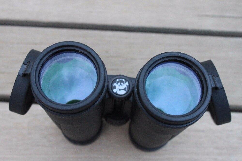Hd 10x42 wasserdichte mini fernglas professionelle jagd teleskop