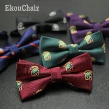 Paisley Gravata de Poliéster Para Homens Moda Oficial Administrativo Vestir Gravata Bow Tie Polyester Lazo La Gola Gravata Corbata