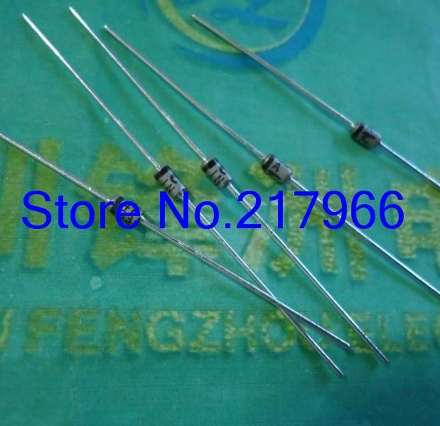 [ON Original ] 1N4745A 16V Johnson DO-41 1W Zener Diode 2000 / Box
