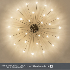 Starry Sky stars LED Ceiling L