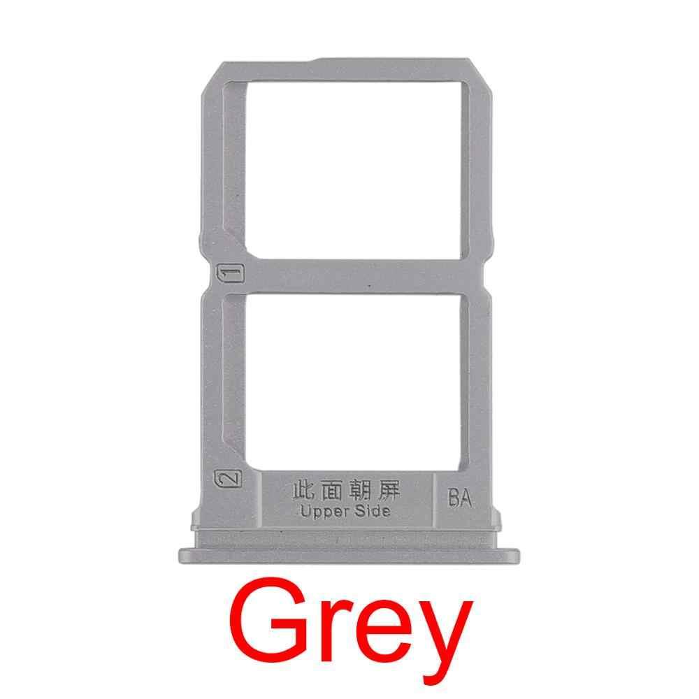 2 x SIM Card Tray đối với Vivo X9/X21 Dual SIM SD Card Adapter Chủ Đầu Đọc Khe Cắm Khay PCB ban Phụ Tùng Phần
