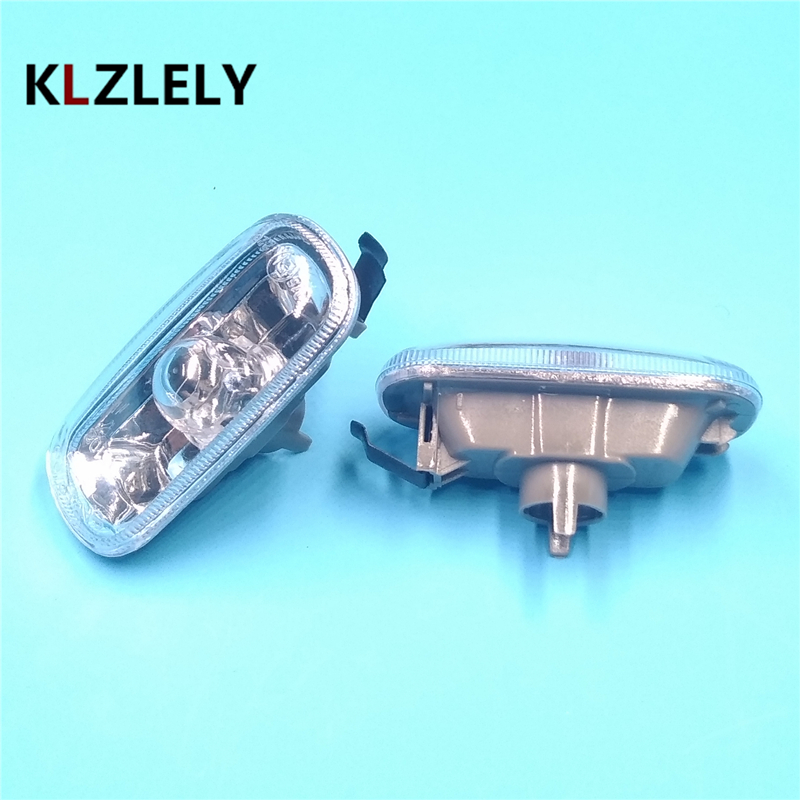 For Audi A3 1996/97/98/99/2000/01/02/03 Car styling Side Turn Signals Warning Light Remind lamp 1 SET 8E0 949 127