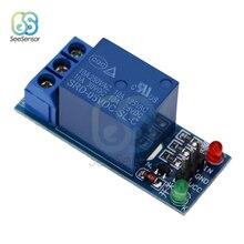 5 в 1 один канал релейный модуль Интерфейсная плата Щит низкий уровень триггер для управления бытовой техники для arduino DIY Kit