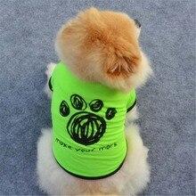 Cat Cotton Vests T-shirt