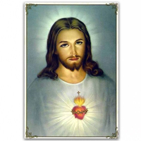 DONGMEI OIL PAINTING hand painted oil painting Home decor art painting pictures portrait of Jesus DM1801801