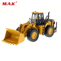 Collection Diecast 1/50 980G Wheel Loader Core Classics Series Diecast Model 85027 Engineering Vehicles Model