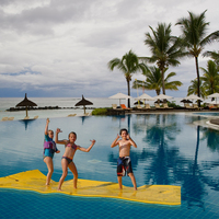Water blanket water floating bed pad water blanket viewseaborne the softest water float mat