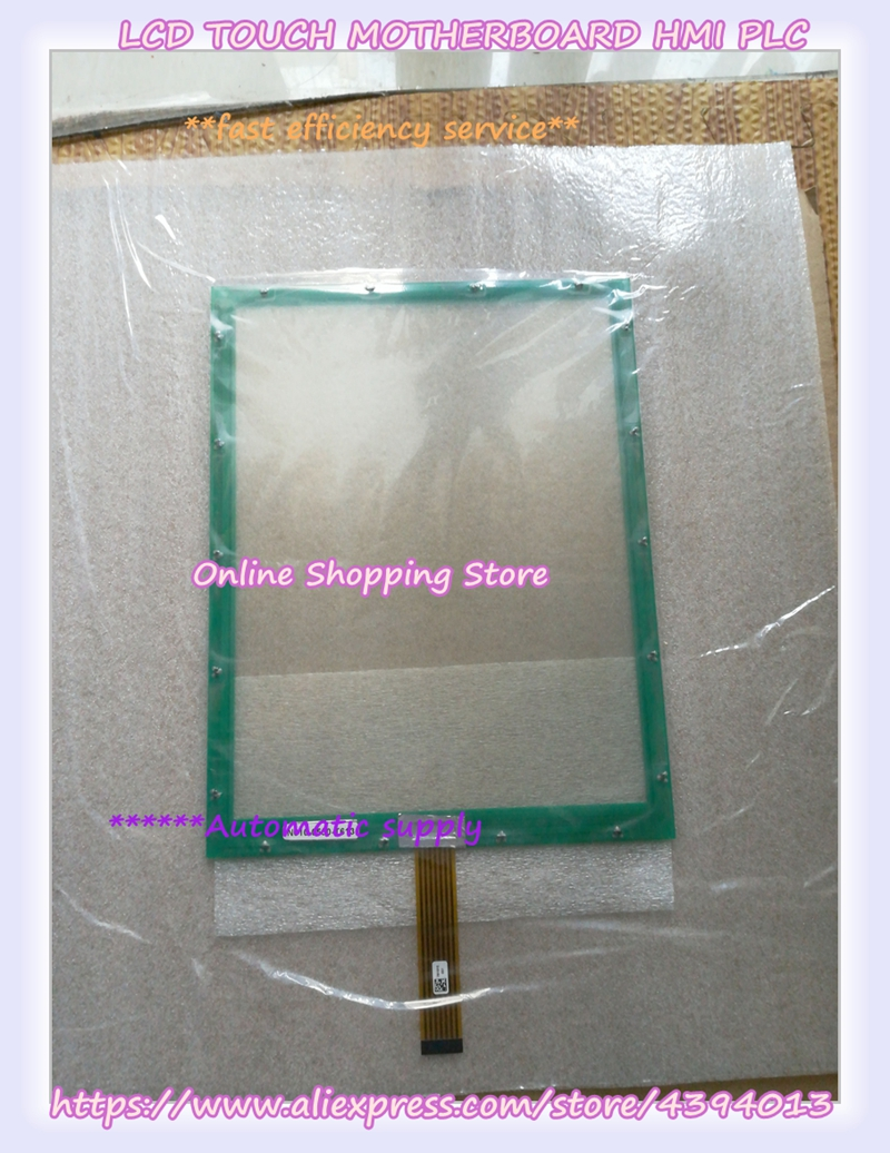 N010-0550-T613 N010-0550-T613T touch screen glass new original 7 wire touch screen n010 0550 t717 industrial touch screen