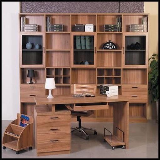 Coatroom Overall Wardrobe Sliding Door Bookcase Child Bookshelf Computer  Desk Decoration Cabinet
