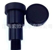 """[Новинка] датчик 1/2 """"1/3"""" Focus длина 50 мм 1-мегапиксельная M12X0.5 крепление 9.2 градусов телеобъективы доска видеонаблюдения объектив"""