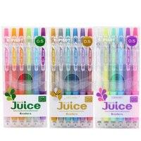 Japanese PILOT JUICE Pen 0 5mm Colour Gel Pen Set For Planner Calendar Journal Kawaii Cute