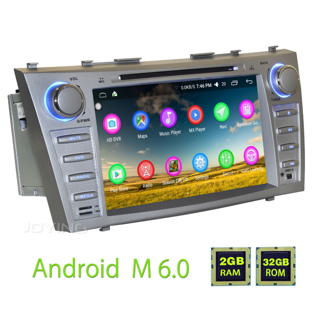 joying 2gb ram 2din android 6 0 car stereo player for. Black Bedroom Furniture Sets. Home Design Ideas