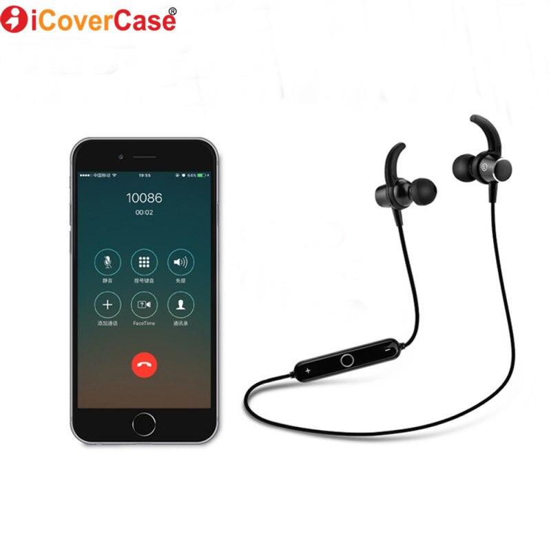 Bluetooth Headphone For Xiaomi MI A1 5X 5 6 Mix 2 Max Redmi 5X 4X Note 4 Wireless Earphone Cases Earbud Headset Phone Accessory