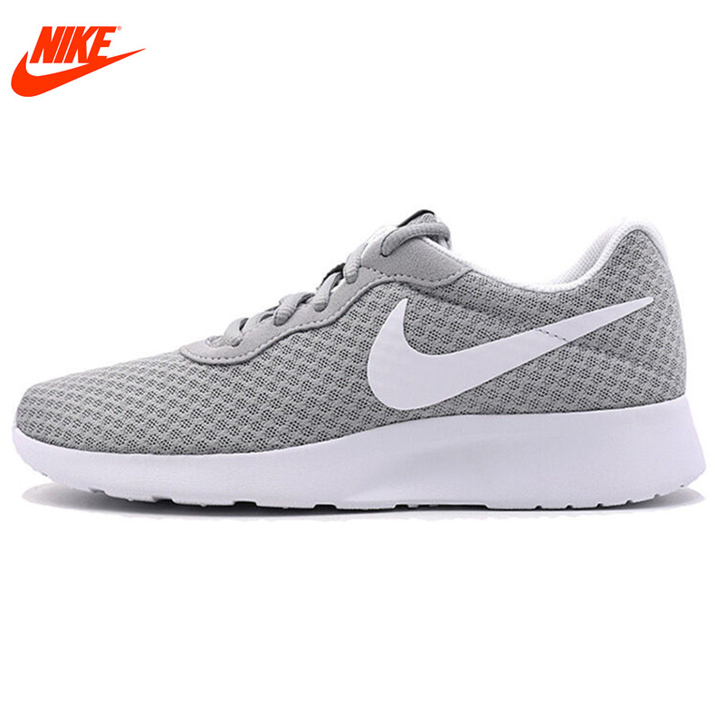 Original Authentic Nike WMNS TANJUN Women's Running Shoes Sport Outdoor New Arrival Walking Jogging Sneakers 812655-010 brunello cucinelli короткое платье