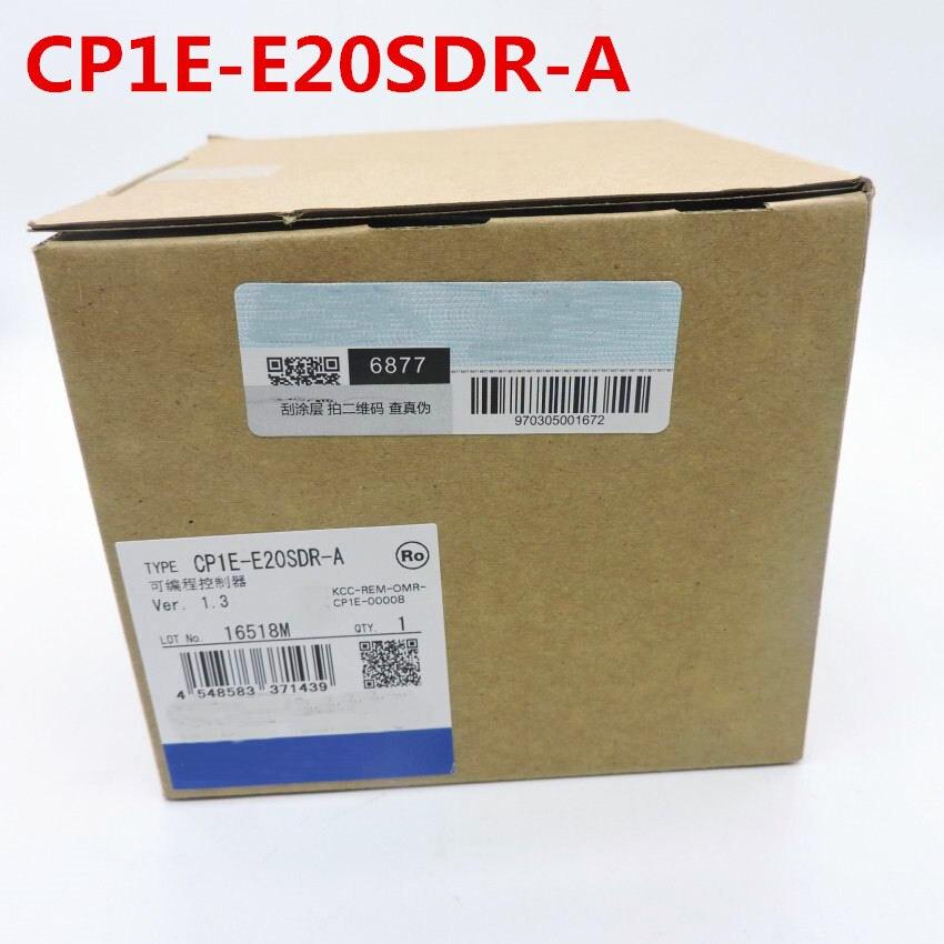 1 year warranty New original In box CP1E E20SDR A CP1E E30SDR A CP1E E40SDR A