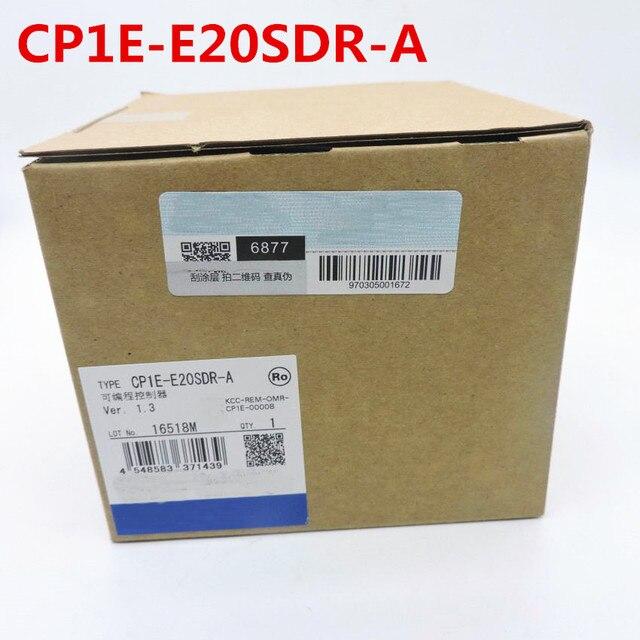 1 yıl garanti yeni orijinal kutusu CP1E E20SDR A CP1E E30SDR A CP1E E40SDR A CP1E E60SDR A CP1E N20DR A CP1E N30SDR A