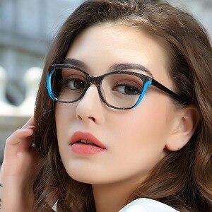 Image 3 - OCCI CHIARI gafas rectangulares para miopía para mujer, lentes ópticas transparentes, a la moda, monturas, W CANU, 2018