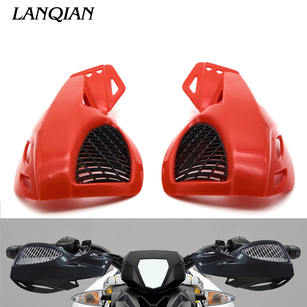 Motorcycle Accessories wind shield handle Brake lever hand guard For Ducati 996B 996S 996R 998B 998S 998R 999S 999R