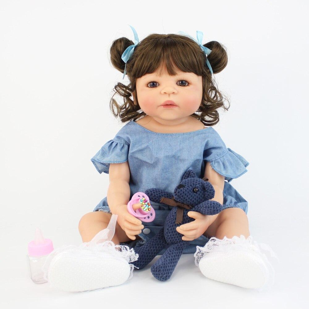 brinquedo para menina boneca vinil recem nascidos 02