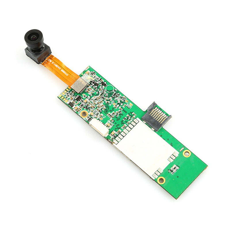 Original Hubsan X4 H501C H501S RC Brushless  Quadcopter Drone Spare Parts 1080P Camera PCB Module H501S-S-01 Accessories hubsan h502s h502e rc quadcopter spare parts 2 4g receiver module for rc camera drone helicopter accessories h502 13