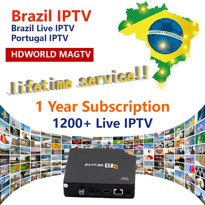 Worldwide delivery iptv box brasil in NaBaRa Online