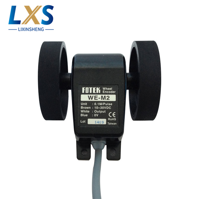 FOTEK WE-M2 Counter Meter 100% New Original 10KHZ Wheel Length Fotek Encoder CounterFOTEK WE-M2 Counter Meter 100% New Original 10KHZ Wheel Length Fotek Encoder Counter