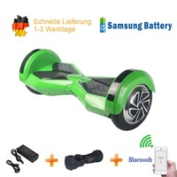 Hoverboard 8 Inch Kingkong Style 2 Wheels Electric Skateboard Self Balance Scooter With Bluetooth Handbag CE