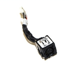 WZSM New Laptop DC Power Jack cable for DELL Latitude E4300