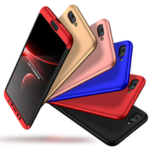 Cover Huawei Nova 2S Case 360-degree full package shell hard PC Shell Hard Back Phone Cover for Huawei Nova 2S gibson hard shell case firebird historic brown