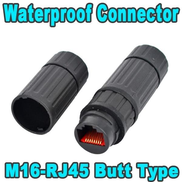 Rj45 Waterproof Connector Plugs Reviews Online Shopping Rj45