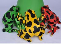 large 40cm simulation frog plush toy doll soft pillow gift b0334