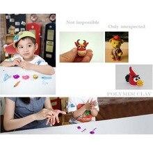 Полимерная глина пластилин набор из  32 цветов для детей