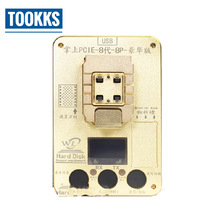 2018 WL PCIE NAND Flash IC Programmer NAND Test Fixture for iPhoneX 8G 8P HDD Test Serial Number SN Tool