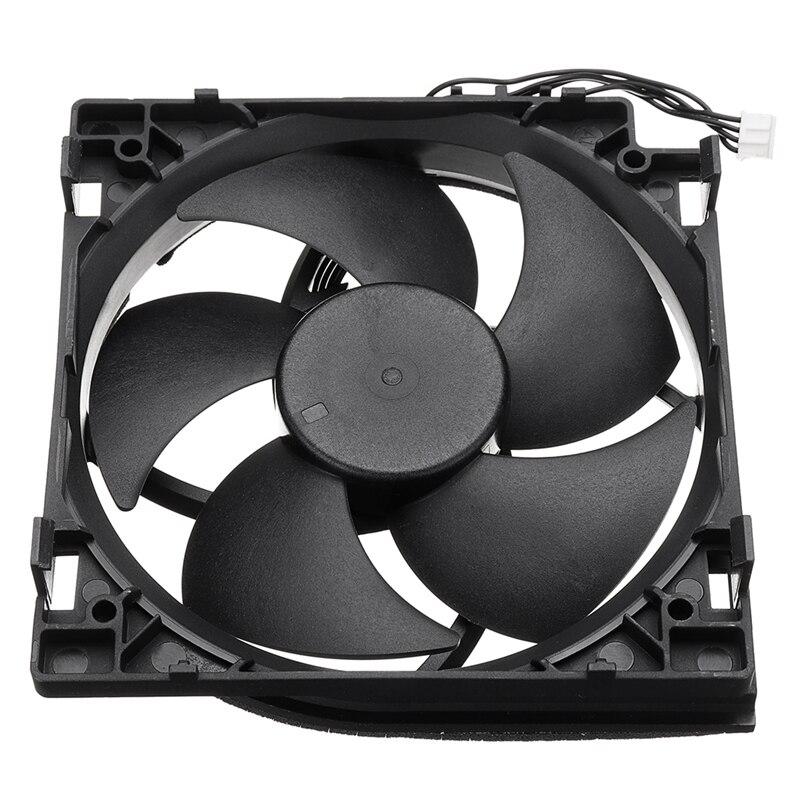 Вентиляторы для охлаждения процессора Замена охлаждающий вентилятор 5 лезвий 4-контактный разъем вентилятор охлаждения для Xbox ONE S