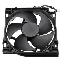 Cpu cooler ventiladores substituição cooler fan 5 lâminas 4 pinos conector ventilador de refrigeração para xbox um s