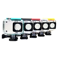 Photography Waterproof 45M Case Protector Underwater Diving Case For Xiaomi Yi Sports Camera II 2 Xiaomi