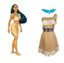 Popular Pocahontas Princess Dress Buy Cheap Pocahontas