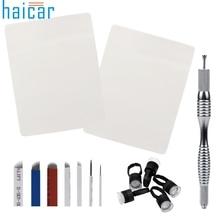 HAICAR 1 компл. Microblading Постоянного 3D Макияж Бровей Иглы Татуировки Ручка Пигмент Комплект Новое Прибытие J170115