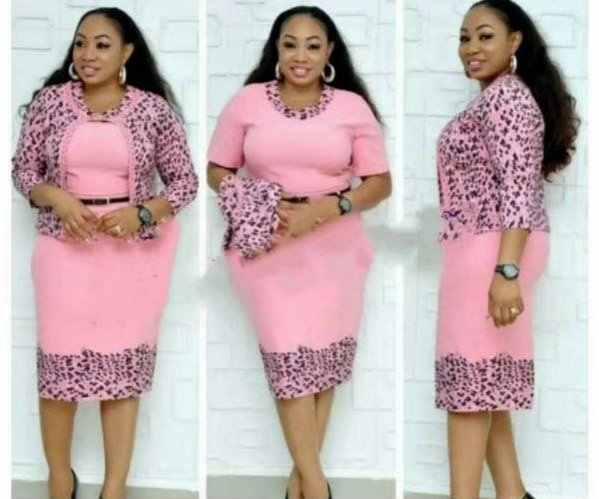 2019 Новое поступление элегантное модное Стильное Африканское женское платье размера плюс длиной до колена L-4XL