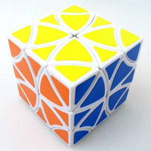 Image 5 - ZCUBE Curvy butterfly magic cube Twelve shaft flower Petals helicopter Cube Puzzle Education toys Drop Shipping