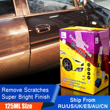 Car Wax Styling Car Polishing Kit Car Body Grinding Compound Paste Set Remove Repair Scratch Car Paint Care Auto Polish Cleaning