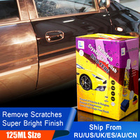 Rising Star RS B CC06 Car Polishing Wax to Remove Scratches Automotive Care Detailing Sealant Wax Crystal Car Polish 125ml Kit