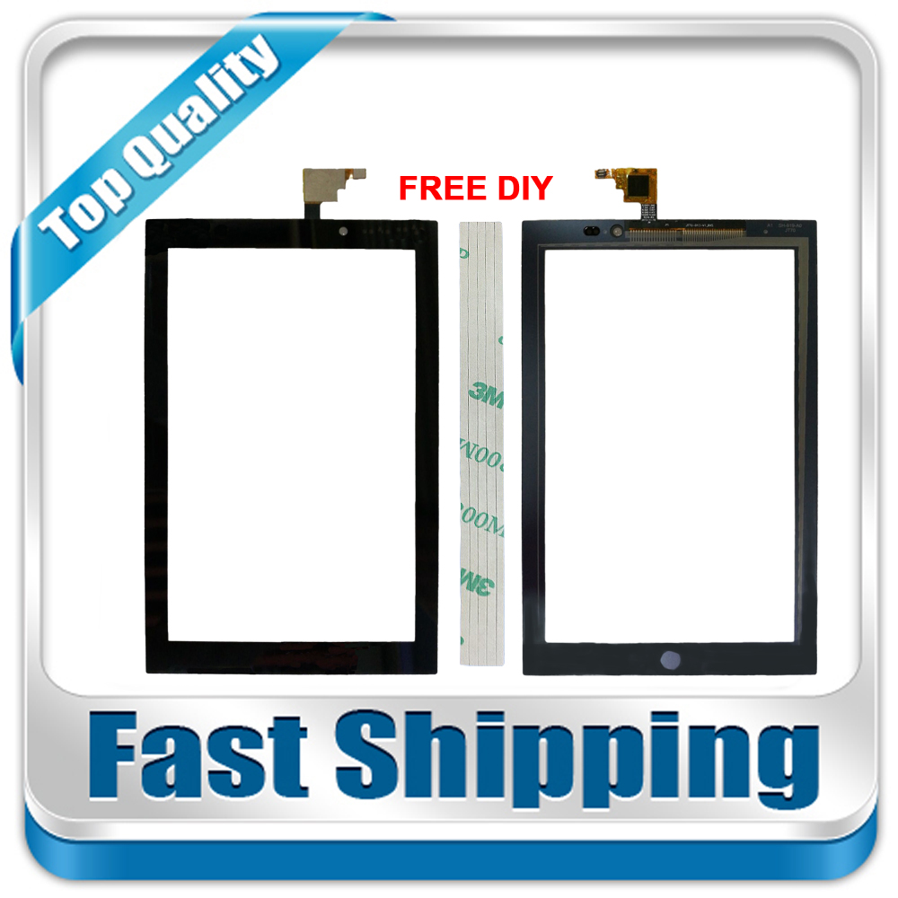 New For HP Slate 7 Plus Replacement Touch Screen Digitizer Glass Black jianglun new for hp slate 7 hd tablet 7 digitizer touch screen glass black