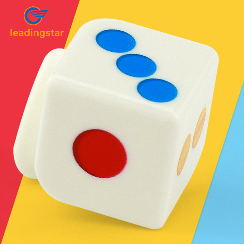 LeadingStar Creative Magic Dice Cube Brain Teaser Puzzle Speed Cube for Magic Cuber Players, Lovers zk15