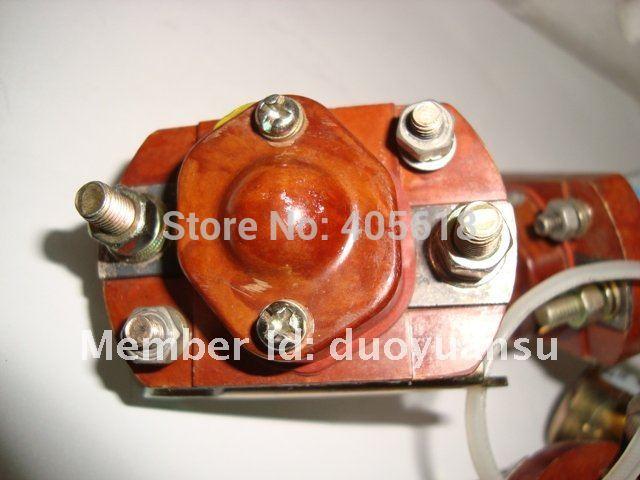 NEW  Heavy Duty DC 24V 200 Amp main Contactor Solenoid free shipping tesys k reversing contactor 3p 3no dc lp2k1201kd lp2 k1201kd 12a 100vdc lp2k1201ld lp2 k1201ld 12a 200vdc coil